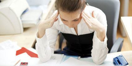 Le stress au travail : un business comme les autres | Management, cohésion d'équipe et Stress | Scoop.it