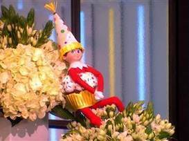 Elf on the Shelf expands Christmas duties ... to birthdays  - TODAY.com | It's Show Prep for Radio | Scoop.it