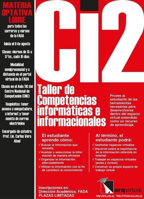 Twitter / dingrafico: Taller de Competencias ...   ALFIN Iberoamérica   Scoop.it