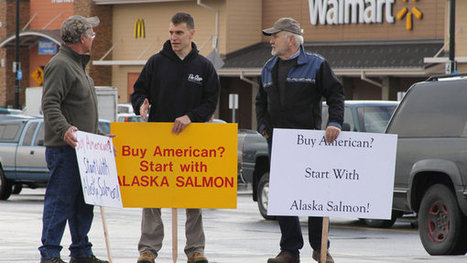 Salmon Fishermen Battle Walmart on Certification - New York Times | Healthy Recipes and Tips for Healthy Living | Scoop.it