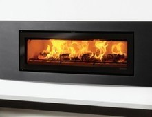 Un Chauffage trop top design (Stovax & Gazco, 27/03/2014) | Insert gaz naturel | Scoop.it