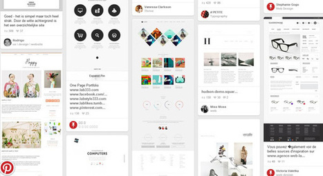Pinterest- The Best Platform to Showcase your Design | Designbeep | Web Design | Scoop.it