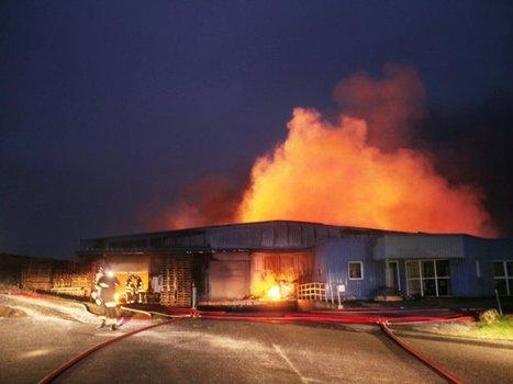 Un incendie peut menacer votre activité, comment s'y préparer ?   Courtage d'assurances tous risques   Scoop.it