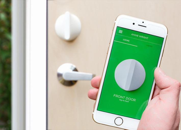 Scandinavian Fridays Home Security Features a Smart Lock #IoT #IdO | Internet du Futur | Scoop.it