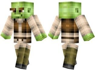 Shrek Minecraft Skin | Minecraft EON | Shrek | Scoop.it