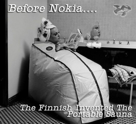 Finland Facts – Sauna | Whale Oil Beef Hooked |  Blog | Finland | Scoop.it