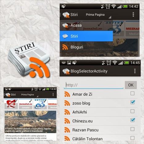 Nisi - Mai liber la gura : Aplicatie de agregare de Stiri si Bloguri pe Android 100% romaneasca | Nisi's blog | Scoop.it