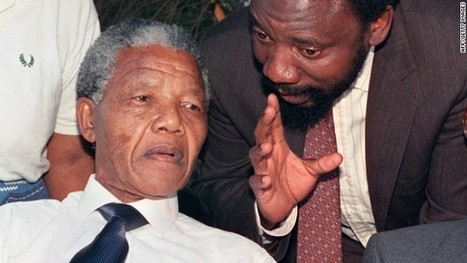 Mandela's closest confidant: He taught us to be 'a forgiving nation'   Ken's Odds & Ends   Scoop.it