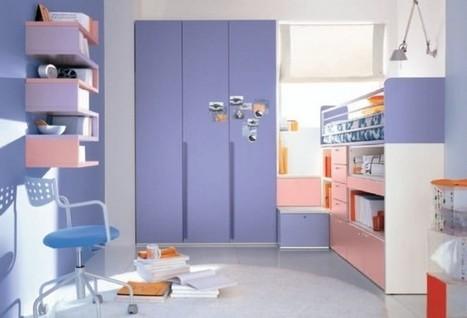 Furniture: Wardrobe Designs For Children's Room, Latest Wardrobe Designs, Designer Wardrobes ~ Desigfx.com | Designing Interiors | Scoop.it