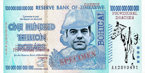 "Greece Preparing ""Alternative Currency"", Kathimerini Says 