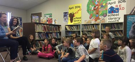 Newsmaker: Megan McDonald | American Libraries Magazine | School Libraries around the world | Scoop.it