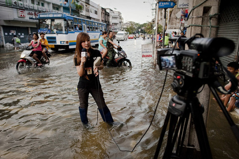 """Bangkok Underwater - Alan Taylor - In Focus - The Atlantic   """"Cameras, Camcorders, Pictures, HDR, Gadgets, Films, Movies, Landscapes""""   Scoop.it"""
