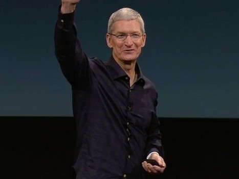 Tim Cook named one of Time's 100 most influential people | Cult of Mac | Nerd Vittles Daily Dump | Scoop.it