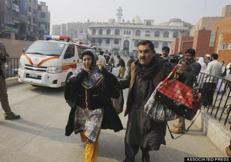 Dozens Of School Children Killed In Taliban Attack   School Mrs. Brock   Scoop.it