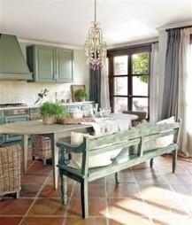 Luzi In The Blog » Especial deco: COCINAS !!! » Luzi In The Blog | Diseño de interiores para mi casa | Scoop.it