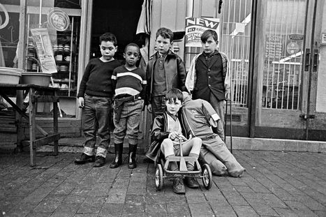 Ghost Streets of Balsall Heath - don't miss this exhibition of photos from the 1960s | Arts and humanities research | Scoop.it