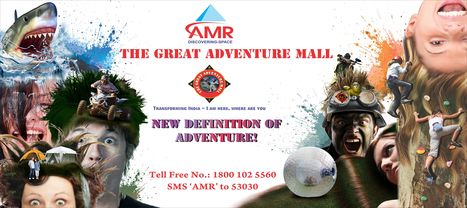 AMR The Great Adventure Mall in Noida | AMR Noida - AMR Group Noida - The Great Adventure Mall in Noida | Scoop.it