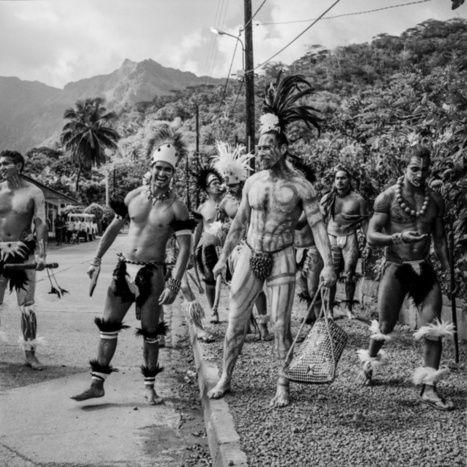 Le matavaa version noir et blanc | Tahiti Infos | Kiosque du monde : Océanie | Scoop.it