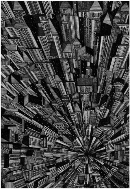 The Art of Architecture: Some of Tumblr's Best Architecture Drawings - ArchDaily | Retail Design | Scoop.it