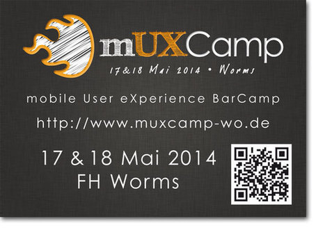 mUXCamp, Worms   17./18. Mai 2014   E-Business Events   Scoop.it