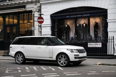 Land Rover at the 2014 TORONTO AUTO SHOW | MotorExposed.com | Car news | Scoop.it