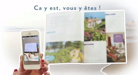 Et si le papier revenait dans la course au digital ? | Réseau des offices de tourisme des Pyrénées-Orientales | Scoop.it