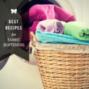 Best Recipes for Fabric Softeners | Home improvement | Scoop.it
