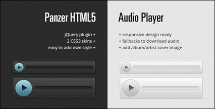 10+ Awesome jQuery and HTML5 Audio Players | DevWeb | Scoop.it