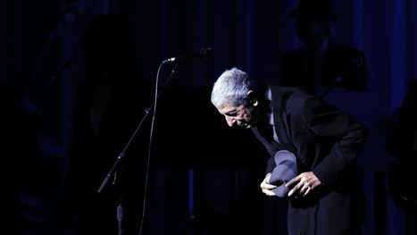Leonard Cohen: He's our man-Writers, poets, friends and fans reflect on Leonard Cohen's words, music and work | Arts + Culture | Scoop.it