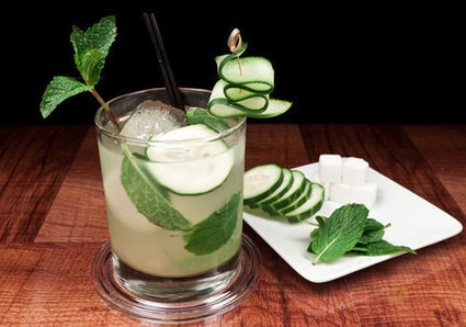 5 garden cocktails: Refresh yourself | Eco-Responsible Events | Scoop.it