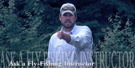 Video Tuesday Tip: How to Cast in Heavy Wind - Orvis News | Teton Floats Fly Fishing | Scoop.it