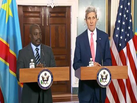 Des fleurs du Sommet Usa-Afrique au président Kabila pour son leadership et sa pacification de la RDC | CONGOPOSITIF | Scoop.it