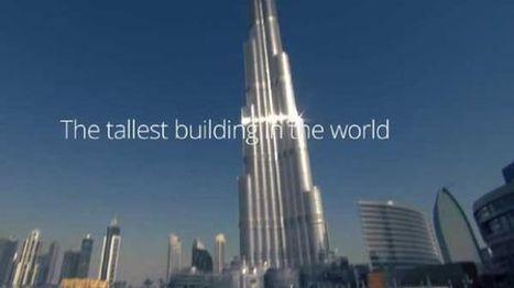 Visita el edificio más alto del mundo con Google Street View | FishEye360News | Scoop.it