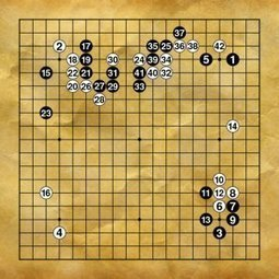 Classic Go Games: Fujisawa Hosai vs Go Seigen | Go, Baduk, Weiqi ~ Board Game | Scoop.it