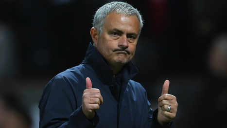 Mourinho: I'm bringing back Manchester United DNA - tipsxpert | Free betting tips on football,tennis,hockey & more | Scoop.it