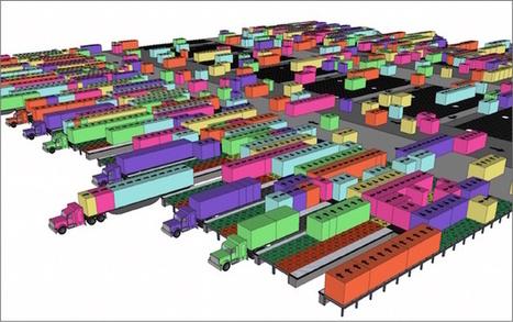 Internet physique: la logistique du futur est au coin de la rue | Système d'information-IT | Scoop.it