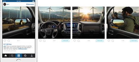 Facebook Ads : 5 façons d'utiliser les carrousels pour votre marque | Stratégie digitale et médias sociaux | Scoop.it