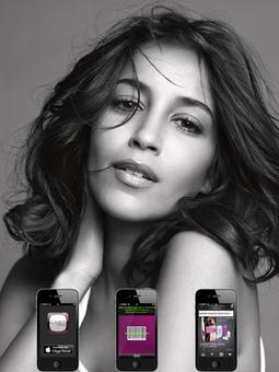 Cheveux : la coloration idéale avec l'appli L'Oréal Paris ! | Quand la beauté touche au digital | Scoop.it