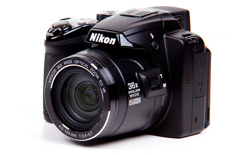 Nikon P500 Slow Motion Video | Everything Photographic | Scoop.it