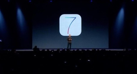 Apple announces iOS 7 | Science, Technology & IT curated by CrowdPatch | Scoop.it