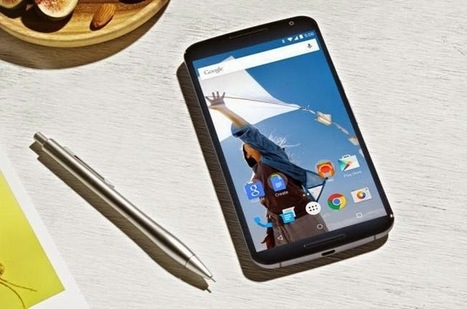 Soft For Mobiles: Google Nexus 6, Características, Especificaciones y Precio | Smartphones y Tablets | Scoop.it