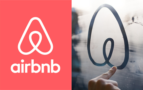 Belong Anywhere - Airbnb's new mark and identity | Economie Collaborative | Scoop.it