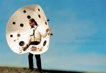 Habits sonores - Benoit Maubrey | DESARTSONNANTS - CRÉATION SONORE ET ENVIRONNEMENT - ENVIRONMENTAL SOUND ART - PAYSAGES ET ECOLOGIE SONORE | Scoop.it