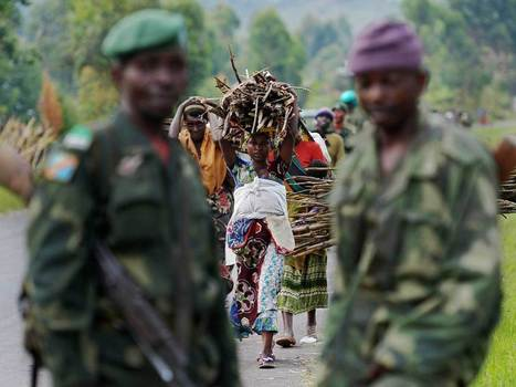Exclusive: As the Democratic Republic of Congo suffers another day of bloodshed, its soldiers talk with astonishing candour of their own brutality | save the world - or die trying (humanitarian thoughts and news) | Scoop.it
