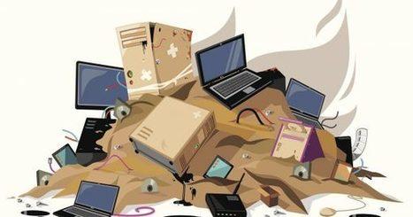 España lidera el fraude europeo en reciclaje de basura electrónica | ECOLOGICAMENTE DISPUESTOS | Scoop.it
