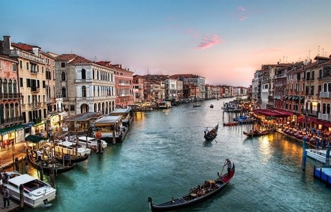Venice-City of Canals   Venice City on Water   Travel Venice: City Of Canal   Scoop.it