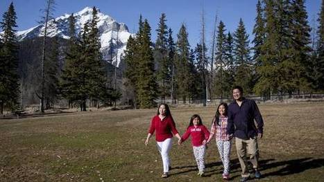 Banff's changing labour landscape | geography topics | Scoop.it