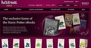 Pottermore a ouvert sa librairie d'ebooks!   IDBOOX   BiblioLivre   Scoop.it