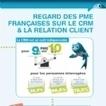 Infographie : Regard des PME françaises sur le CRM et la relation client | CRM, using data | Scoop.it