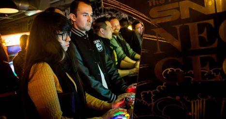 Cobra Arcade Bar Opening Night in downtown Phoenix | Mirage Limousines | Scoop.it